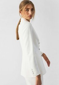 IVY & OAK BRIDAL - DOUBLE BREASTED TUXEDO - Blazer - white - 3