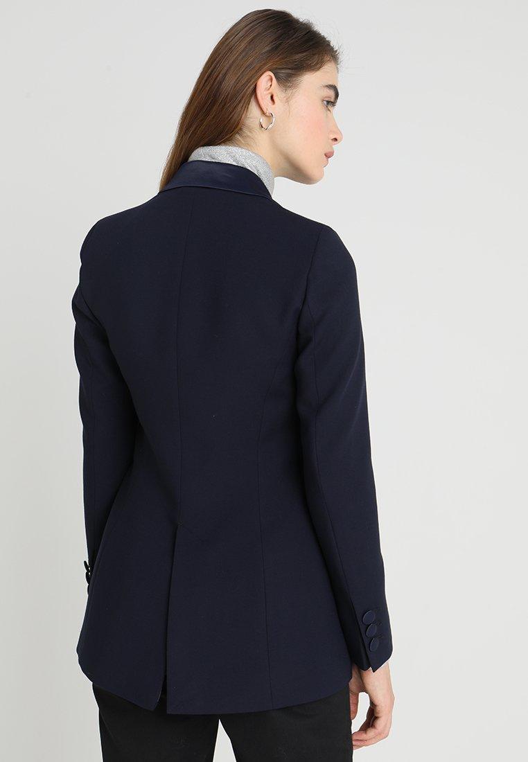 Ivy & Oak Bridal Double Breasted Tuxedo - Blazer Navy Blue bRxdIe3X