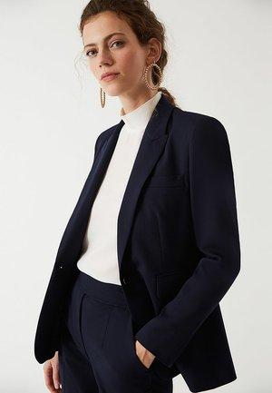 IVY & OAK - Blazer - navy blue