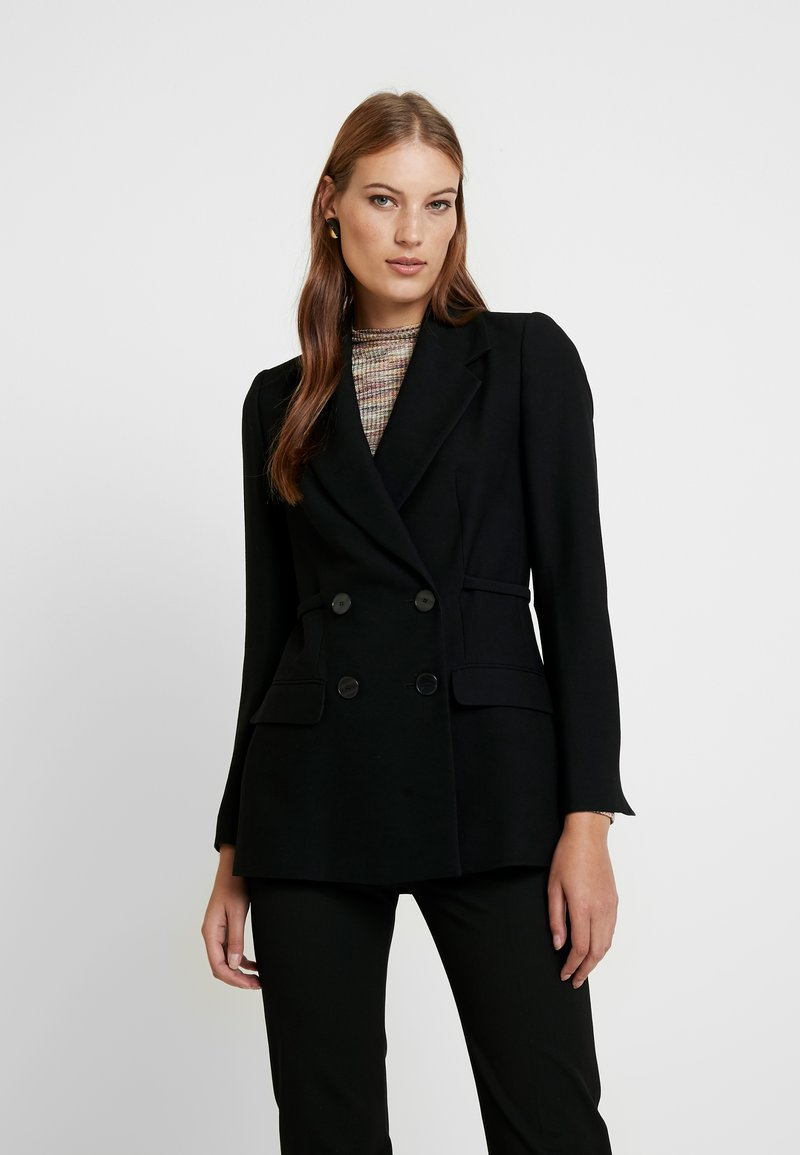IVY & OAK - OCCASION - Blazer - black