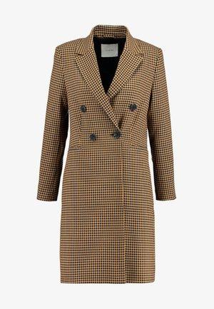 Płaszcz wełniany /Płaszcz klasyczny - multicolored