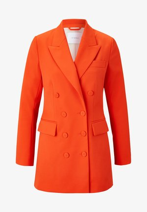 Blazer - mandarin red