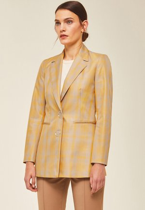 Manteau court - sun orange
