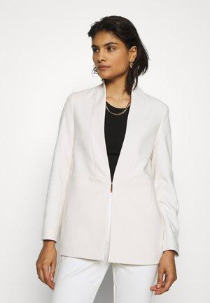 Short coat - vanilla