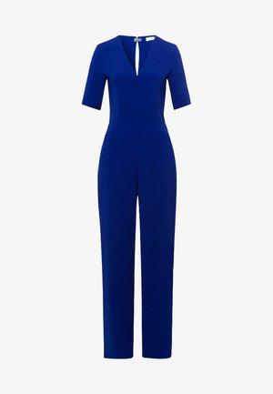 V NECK - Overall / Jumpsuit /Buksedragter - royal blue