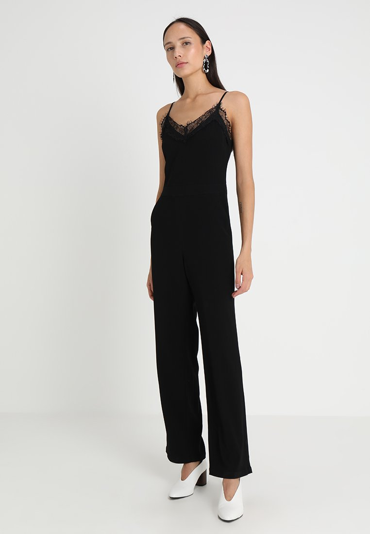 IVY & OAK - Tuta jumpsuit - black