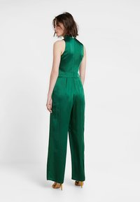 IVY & OAK - STANDUP COLLAR - Jumpsuit - eden green - 2
