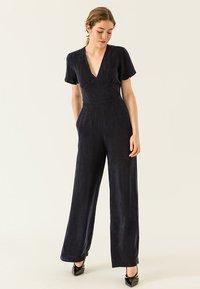IVY & OAK - Tuta jumpsuit - black - 0