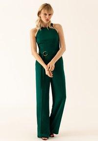 IVY & OAK - Tuta jumpsuit - dark green - 0