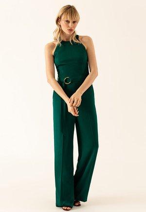 Tuta jumpsuit - dark green