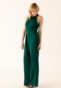 IVY & OAK - Tuta jumpsuit - dark green - 1