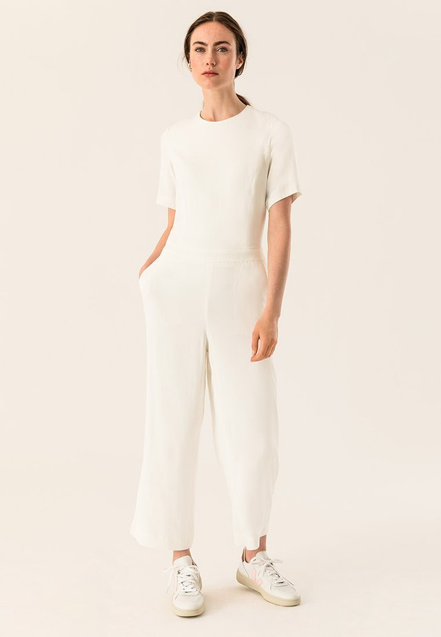CULOTTE - Overall / Jumpsuit - white