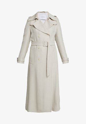 VINTAGE MAXI COAT - Trenchcoat - light caramel