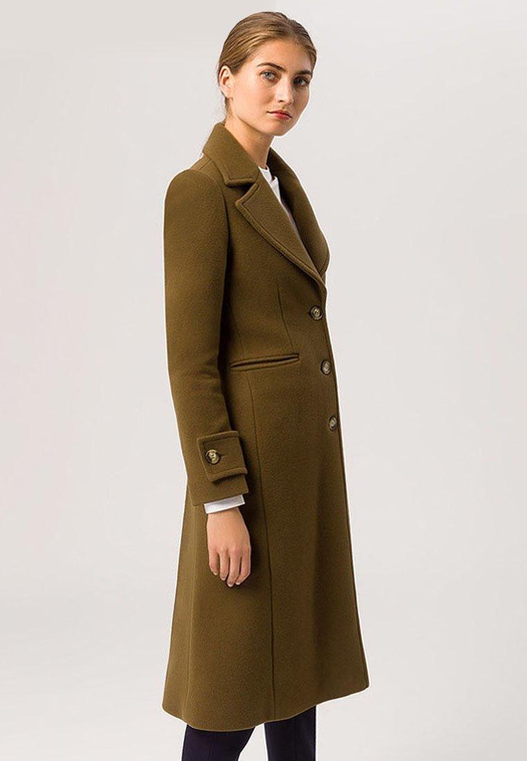 IVY & OAK - WIDE LAPEL  - Cappotto classico - military green
