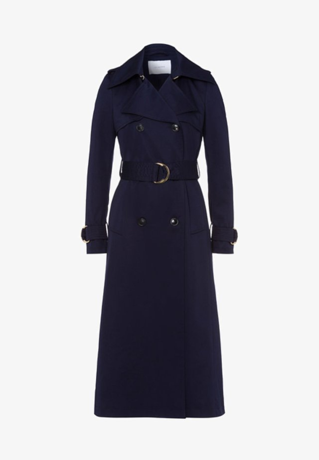 Trenchcoats - navy blue