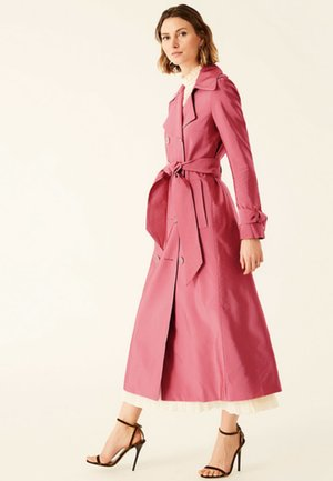 Trenchcoat - azalea pink
