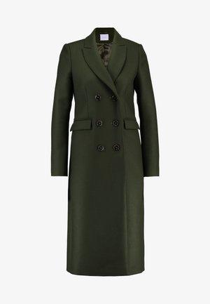 CLASSIC DOUBLE BREASTED COAT - Classic coat - iris leaf