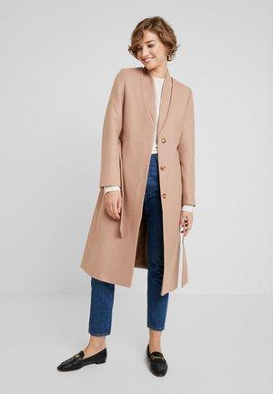 Manteau classique - winter camel