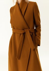 IVY & OAK - BATHROBE  - Classic coat - caramel - 5