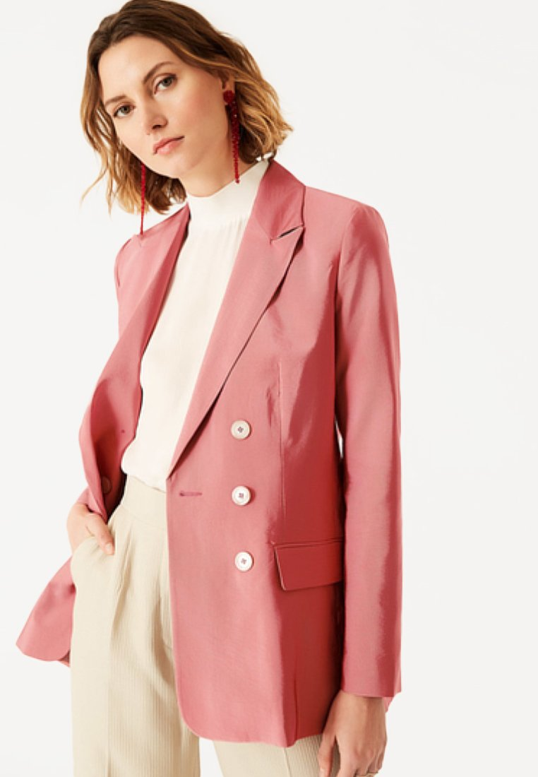 IVY & OAK - Manteau court - pink