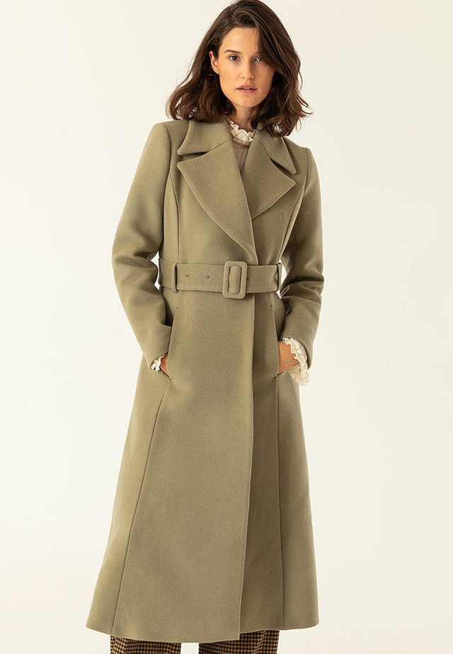 STATEMENT  - Classic coat - olive