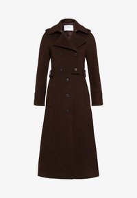 IVY & OAK - Trenchcoat - dark chocolate - 6