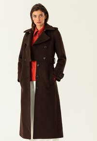 IVY & OAK - Trenchcoat - dark chocolate - 4