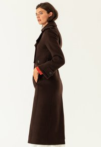IVY & OAK - Trenchcoat - dark chocolate - 2