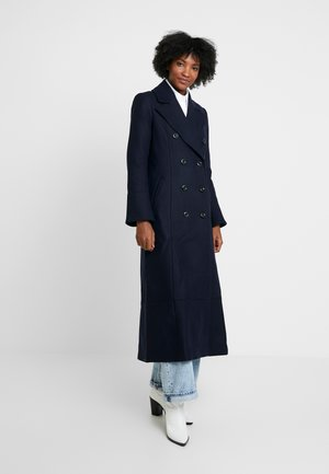 COAT - Trenchcoat - navy blue