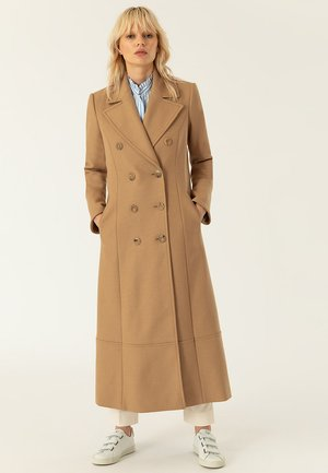 COAT - Trenchcoat - winter caramel