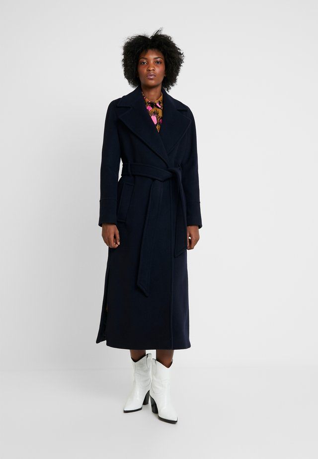Trenchcoat - navy blue