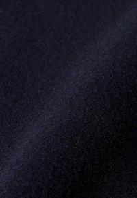 IVY & OAK - MAXI COAT - Płaszcz wełniany /Płaszcz klasyczny - navy blue - 6