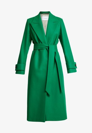 COSY  - Trench - secret garden green