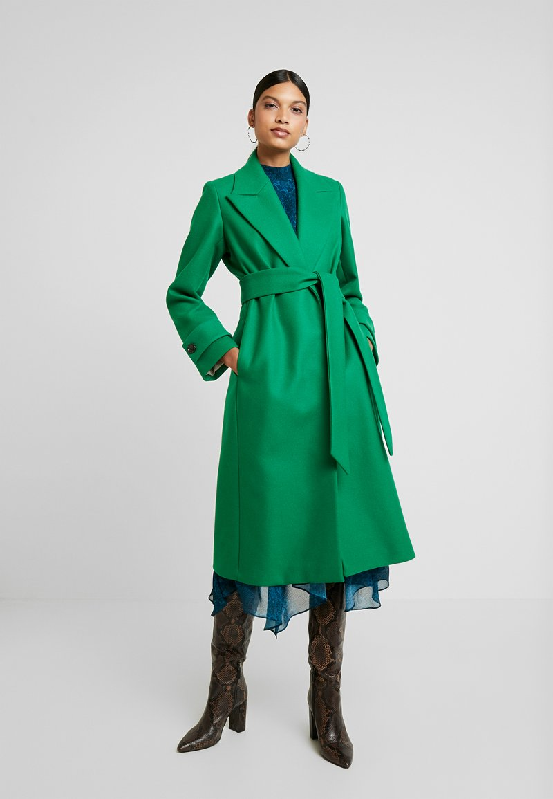 IVY & OAK - COSY  - Trenchcoat - secret garden green