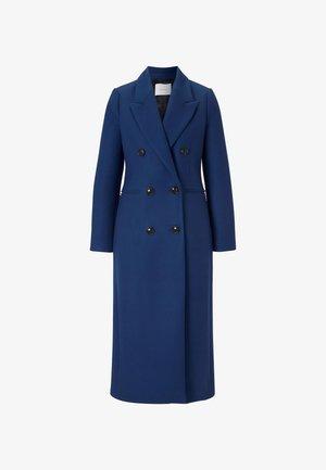 Wollmantel/klassischer Mantel - indigo