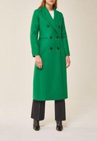 IVY & OAK - Manteau classique - green - 0