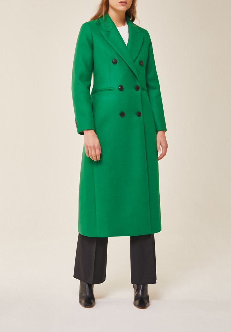 IVY & OAK - Manteau classique - green