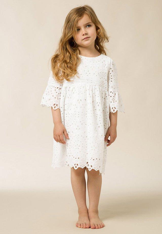 Rüschen   - Day dress - snow white