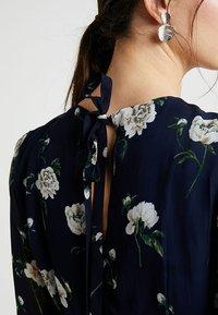 IVY & OAK - MATERNITY DRESS - Maxi dress - navy blue - 5