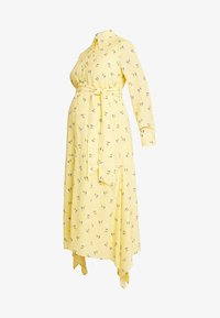 IVY & OAK Maternity - MATERNITY DRESS - Skjortekjole - sunshine - 6