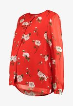 BLOUSE - Bluser - lovers red