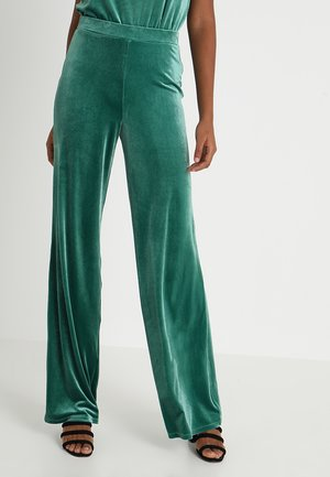 ACER PANTS - Trousers - dark green