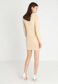 Ivyrevel - ELISA DRESS - Sukienka etui - camel - 3