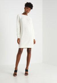 Ivyrevel - MARION DRESS - Strikket kjole - off white - 1