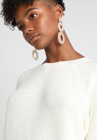 Ivyrevel - MARION DRESS - Strikket kjole - off white - 5