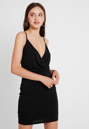 MINI DRESS - Robe fourreau - black