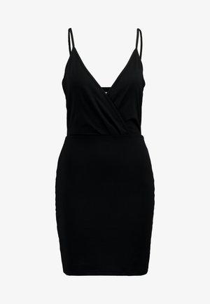 MINI DRESS - Etuikjole - black