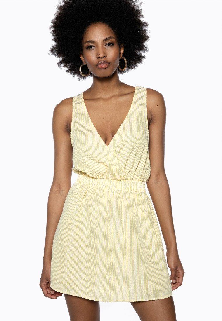 Ivyrevel - Day dress - yellow