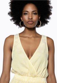 Ivyrevel - Day dress - yellow - 3