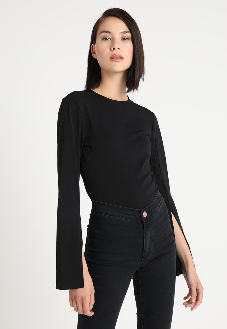 Ivyrevel - ORAGE - Long sleeved top - black